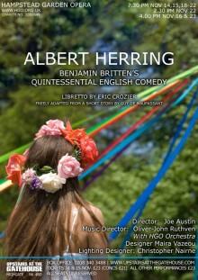 HGO-Albert-Herring-programme-cover