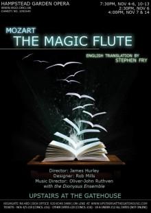 HGO-The-Magic-Flute-programme cover