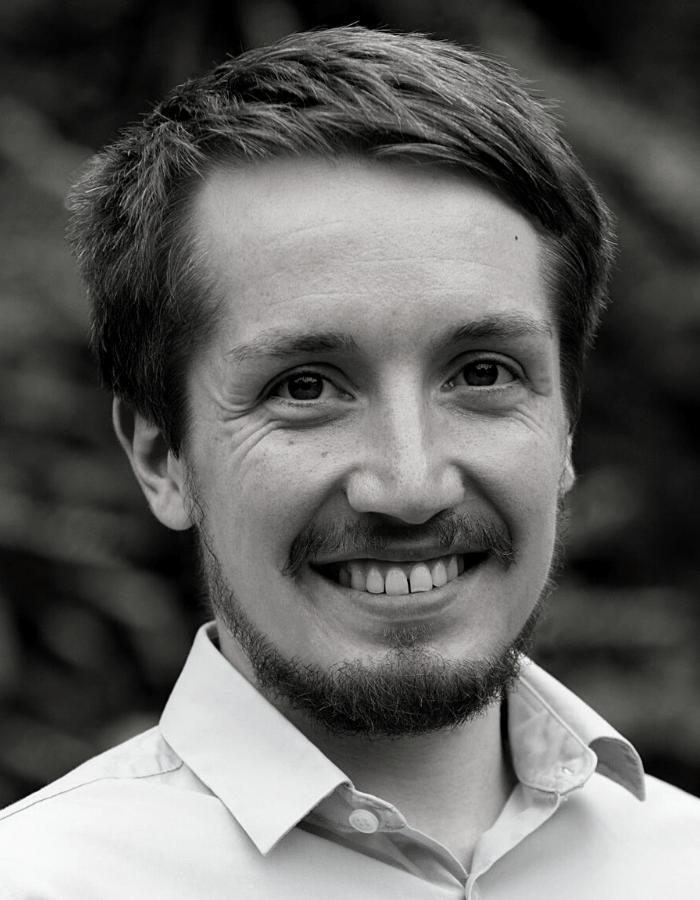 James Gribble HGO Headshot